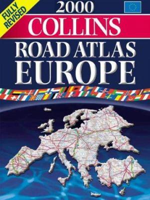 1999 Road Atlas--Europe