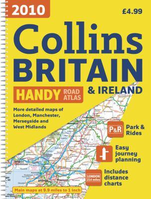 Collins Handy Road Atlas Britain & Ireland