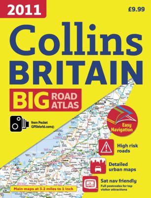 Collins Big Road Atlas Britain 9780007320509