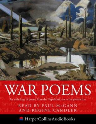 War Poems Anthology