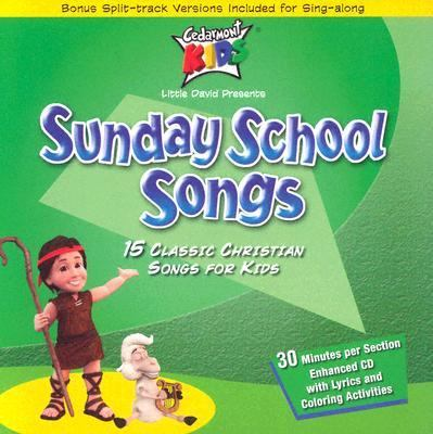 Sunday School Songs 9780005072332