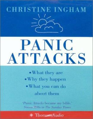 Panic Attacks Audio: What They Are, Why They Happen and What to Do about Them