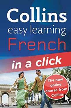 Collins Easy Learning French in a Click [With CD (Audio)]