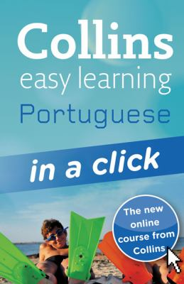 Collins Easy Learning Portuguese in a Click [With CD (Audio) and Access Code]