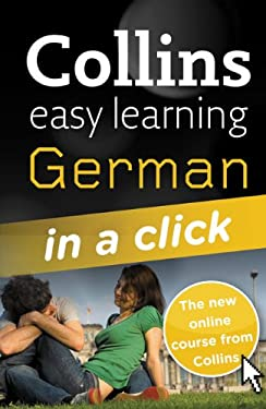 Collins Easy Learning German in a Click [With Paperback Book]