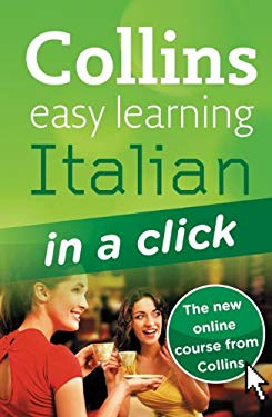 Collins Easy Learning Italian in a Click [With CD (Audio)]