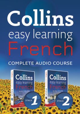 Collins Easy Learning Audio Course: Complete French (Stages 1 & 2) Box Set