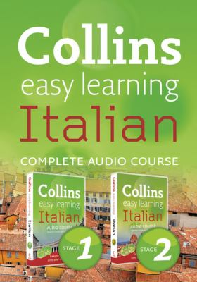 Collins Easy Learning Audio Course: Complete Italian (Stages 1 & 2) Box Set