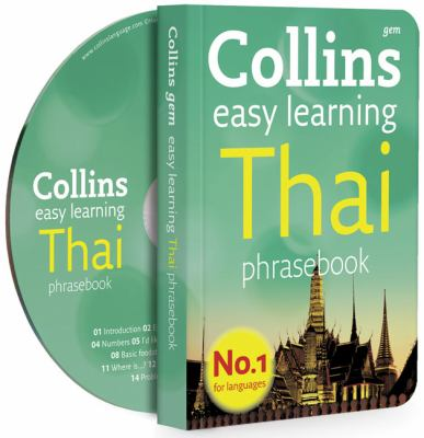 Collins Easy Learning Thai Phrasebook [With CD (Audio)]