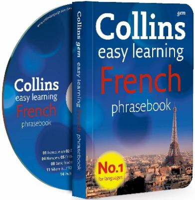 Collins Easy Learning French Phrasebook [With CD (Audio)]