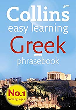 Collins Easy Learning Greek Phrasebook 9780007358526
