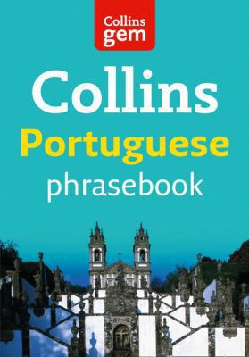 Collins Easy Learning Portuguese Phrasebook