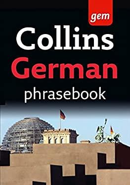Collins Gem Easy Learning German Phrasebook