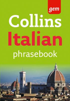 Collins Easy Learning Italian Phrasebook