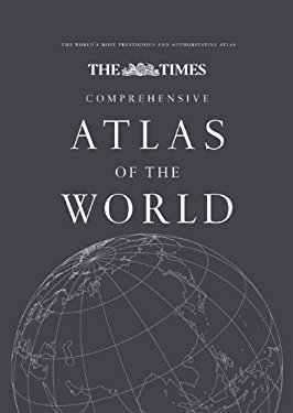 The Times Comprehensive Atlas of the World 9780007419135