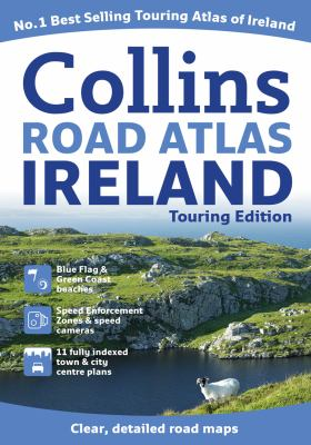Collins Road Atlas Ireland: Touring Edition 9780007442317