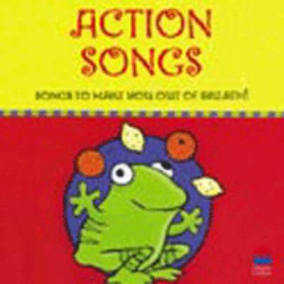 Action Songs: Songs to Make You Out of Breath! 9780007197965