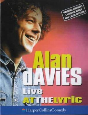 Alan Davies Live at the Lyric
