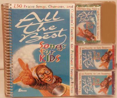 All the Best Songs for Kids [With Cassette]