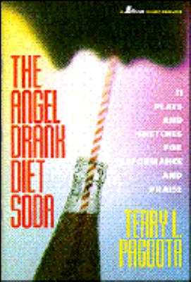 Angel Drank Diet Soda: