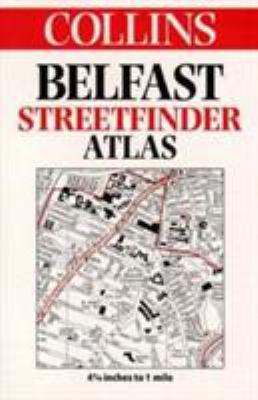 Belfast Streetfinder Atlas