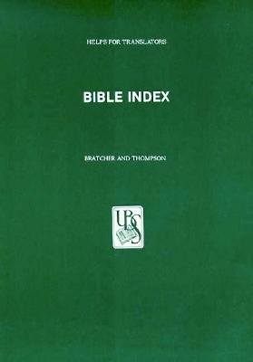 Bible Index: