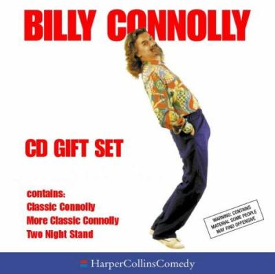 Billy Connolly CD Gift Set: Contains Classic Connolly, More Classic Connolly, Two Night Stand