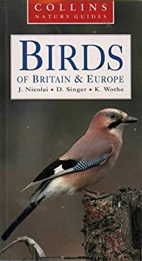 Birds of Britain & Europe 9780002199957