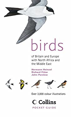 Birds of Britain and Europe with North Africa and the Middle East: Over 3,000 Colour Illustrations 9780002198943