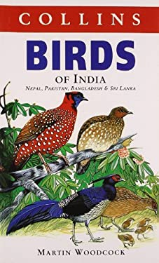 Birds of India: Also Covers Nepal and Pakistan