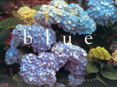 Blue Garden: Notecards
