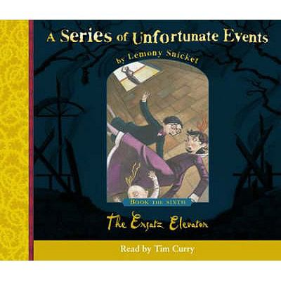 Book the Sixth - The Ersatz Elevator 9780007157136