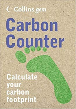 Carbon Counter: Calculate Your Carbon Footprint 9780007248124