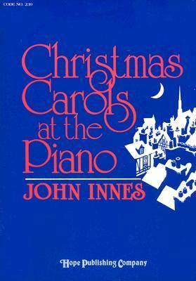 Christmas Carols at the Piano