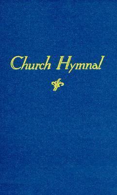 Church Hymnal-Blue