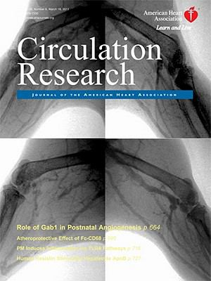 Circulation Research: Journal of the American Heart Association