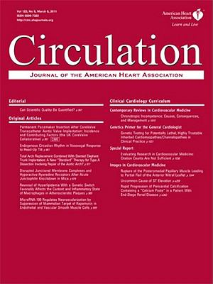 Circulation: Journal of the American Heart Association