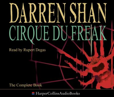 Cirque Du Freak 9780007214150