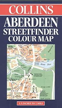 Collins Aberdeen Streetfinder Colour Map