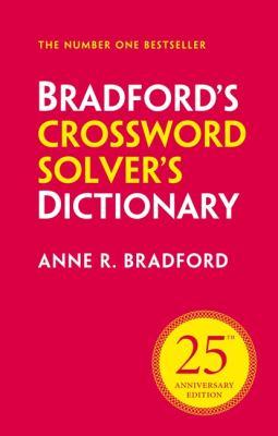 Collins Bradford's Crossword Solver's Dictionary 9780007478750