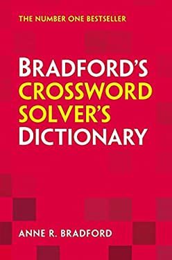 Collins Bradford's Crossword Solver's Dictionary 9780007523399