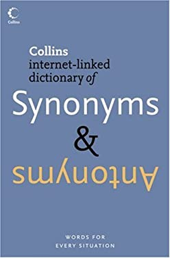Collins Dictionary of Synonyms & Antonyms