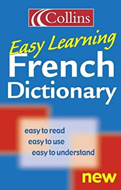 Collins Easy Learning French Dictionary 9780004724034