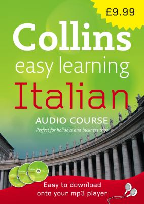 Collins Easy Learning Italian [With Booklet]