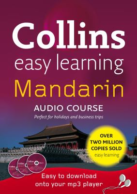 Collins Easy Learning Mandarin [With Booklet]