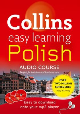 Collins Easy Learning Polish [With Booklet]