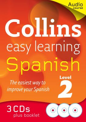 Collins Easy Learning Spanish Audio Course, Stage 2 [With Booklet]