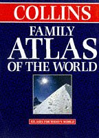Collins Family Atlas of the World
