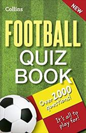 Collins Football Quiz Book 18597169