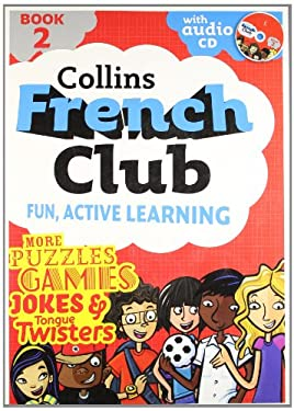 Collins French Club, Book 2 [With CD (Audio)]